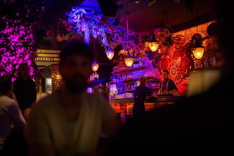 Medewerkers Bar & Bediening